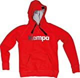 Kempa Pullover Statement Hoody, Fire Rot, XL, 200219001
