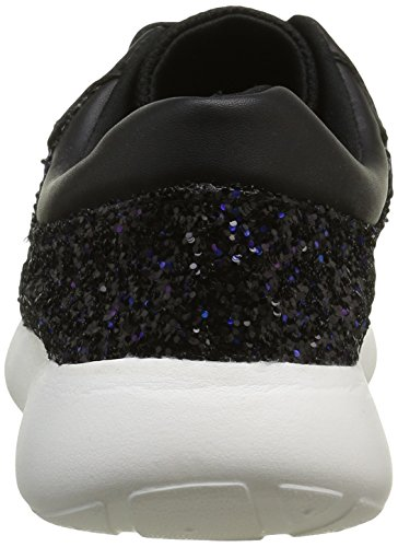 Molly Bracken Ro23a16, Baskets Basses Femme Noir (Black)