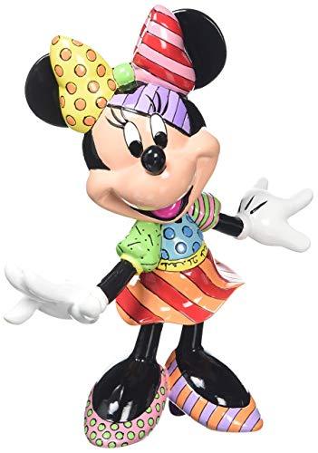 ENESCO Romero Britto Minnie Mouse Popart Höhe: 19 cm -