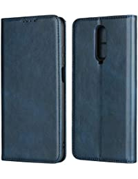 Funda con tapa para Xiaomi Redmi K30 (azul)