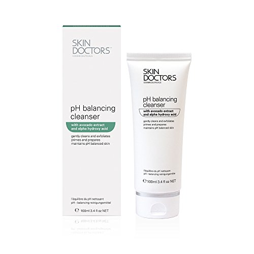 Skin Doctors pH Balancing Cleanser, 1er Pack (1 x 100 g)