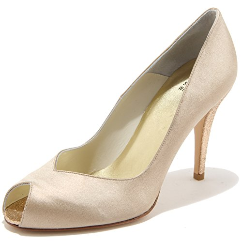 86101 decollete spuntato STUART WEITZMAN scarpa donna shoes women [40]