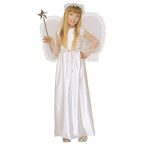 Widmann 33458 Kinderkostüm Engel, Kleid, Flügel und (Gefallener Engel Kostüm Bilder)