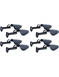 Lify Shoe Trees for Men adjustable plastic shoe trees Shaper/Shoe Stretcher/Boot Holder- 4 Pair Pack