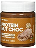 Body Attack Protein Nut Choc, Hazelnut Super Crunch, 250 g