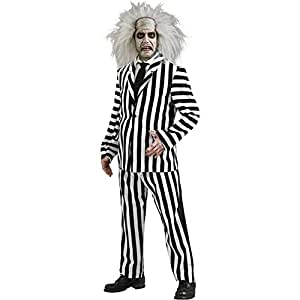 """Adult Deluxe Beetlejuice Costume Std. (39-41"""" chest)"""