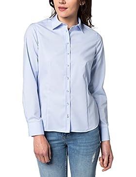 Eterna Long Sleeve Blouse Modern Classic Uni