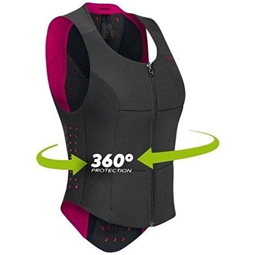 Komperdell Ballistic Vest Women Berry Größe XS 2018 Protektor