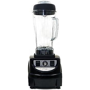 Optimum 9400 Domestic and Commercial Blender, 2 Litre, 2238 Watt, Black