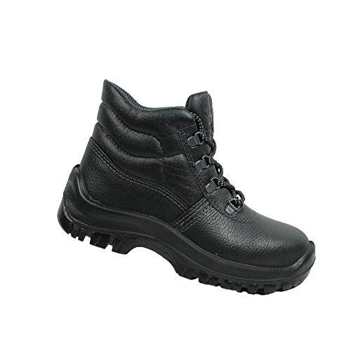Aimont Firenze S3 Sapatos De Segurança Src Trabalhar Sapatos Sapatos Preto Profissional