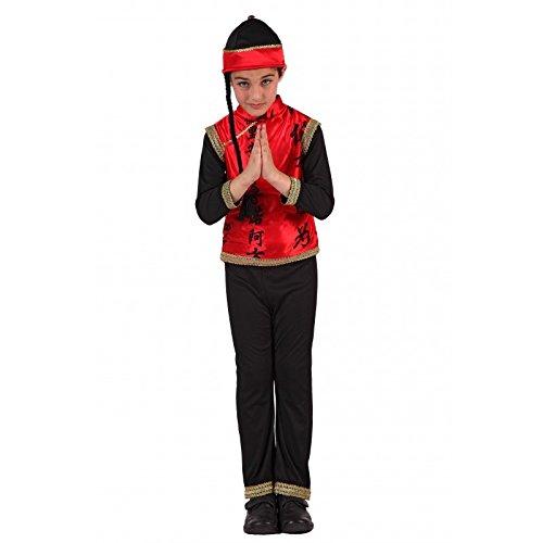 Imagen de disfraz de chino para niño