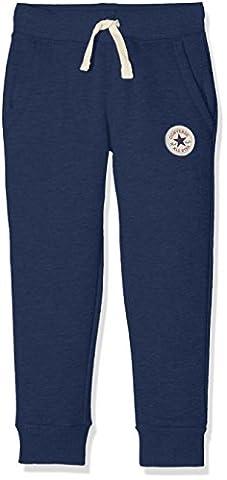 Converse Boy's Core Fleece Ctp Pant Sports Jogger, Blue (All