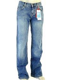 XX par MEXX NL030R Pantalon Jeans Femmes bleu Bootcut