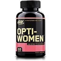 Optimum Nutrition Opti-Women Supplement, 60 Capsules