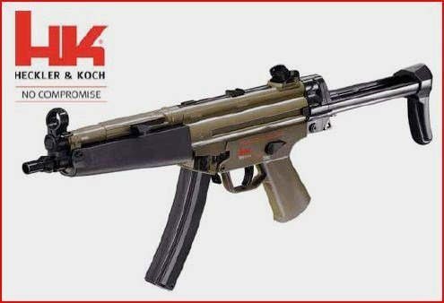 Umarex Softairgewehr H&K MP5 Advanced Dualpower elektrisch zu Umarex