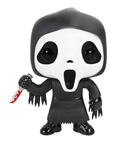 Preisvergleich Produktbild Funko - Figurine - Scream - Ghostface Pop 10cm - 0830395033600