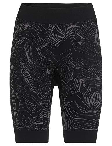 VAUDE Herren SQlab LesSeam Shorts Innenhose für den Radsport Hose, Black, 56/58