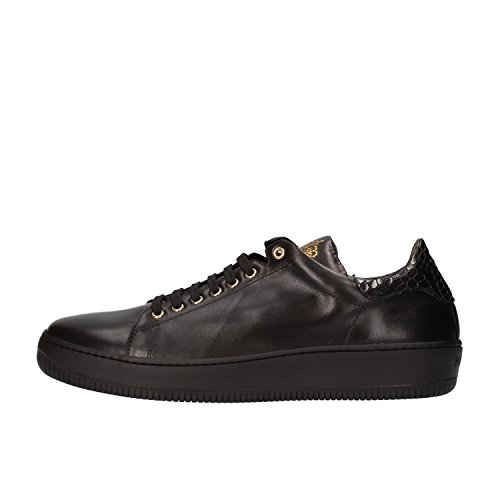 cesare-paciotti-mens-sneakers-8-uk-42-eu-black-leather-af144