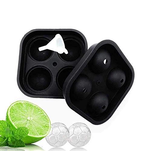 Eis Rod Mold Ice Lolly Moulds Eiswürfelschalen, wiederverwendbar, BPA-frei Eiswürfelbereiter mit verschüttungsresistentem Deckel zum Kühlen von Bourbon Whisky, Cocktail, Getränken und mehr