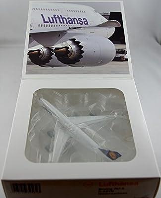 Herpa 516068-004 - Lufthansa Boeing 747-8I, Miniaturfahrzeuge von Herpa Miniaturmodelle GmbH