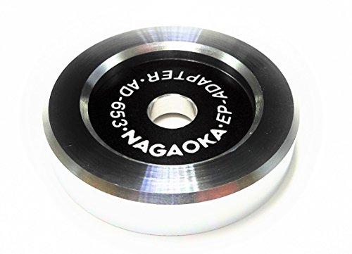 Accessoires Vinyle NAGAOKA Adaptateur EP / 45T