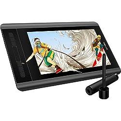 XP-PEN Artist 12 Tablette Graphique avec Touches de Raccourcis et Barre Tactile Stylet à 8192 Niveaux Tablette Graphique avec Ecran 1920 X 1080 HD IPS (Artist 12)