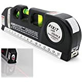 Level Pro3 Laser Level with Measuring Tape - LV-03