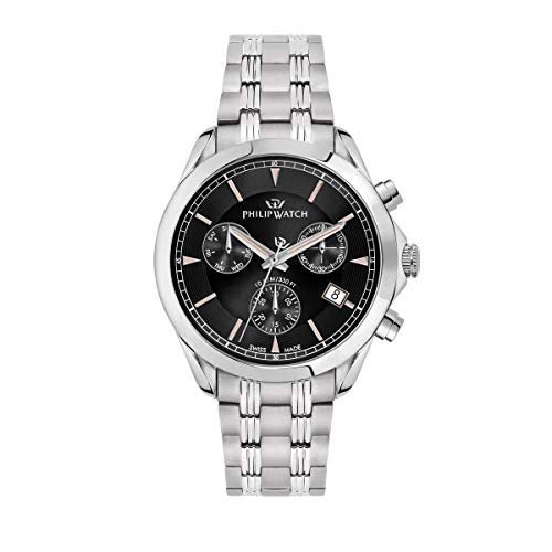 Philip Watch Men's Watch, Blaze Collection, Chronograph, Made of Stainless Steel - R8273665004