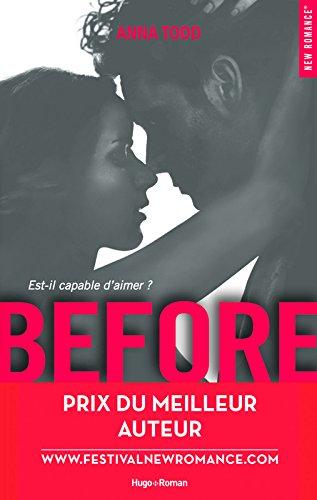 Before Saison 1 - Prix du meilleur auteur Festival New Romance 2016 (1) par Anna Todd