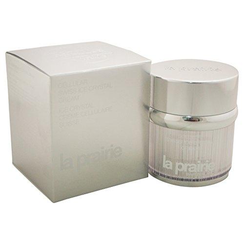 La Prairie Cellular Swiss Ice Crystal Cream unisex, Augencreme 50 ml, 1er Pack (1 x 0.288 kg) (Crystal Swiss Cellular Cream Ice)