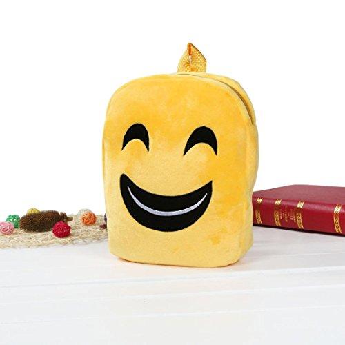 Imagen de bolso kukul linda emoji emoticon bolso de la escuela    bolso de la  b  alternativa