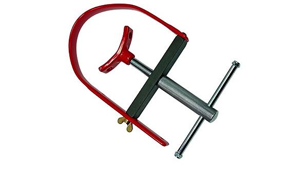 Sw Stahl 410131l Kupplungs Und Polrad Halter Spannbereich 50 120 Mm Baumarkt