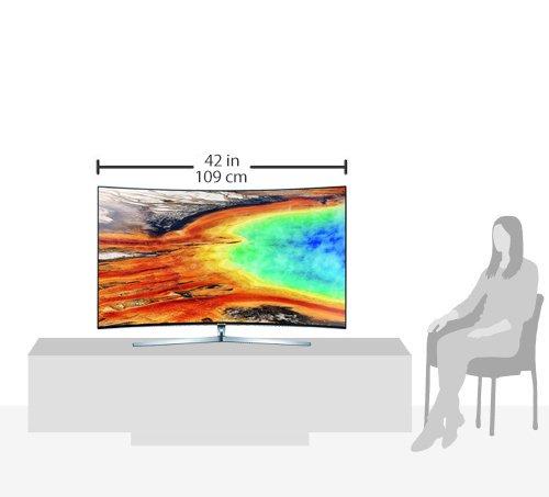 Samsung UE49MU9009 123 cm (49 Zoll) Curved 4k Fernseher - 10