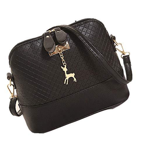 Damentasche Handtasche Shopper Schultertasche Blau Umhängetasche Damen Geldbörse Tragetasche Groß Damen Tasche Tote für Büro Schule Einkauf Reise Leder Handtasche