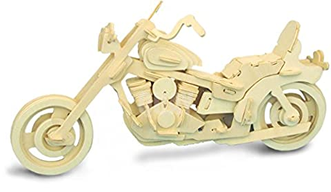 American Motocycle QUAY Woodcraft Construction Kit