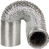 Conducto flexible de aluminio 127mm 10mts