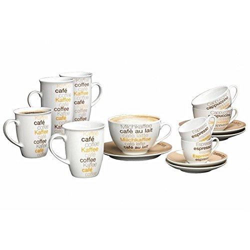 Rio Espresso Tassen Set