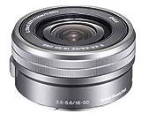 Sony SELP165016–50mm Power-Zoom-Objektiv, silber