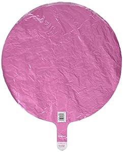 Globo de Papel de Aluminio Redondo de 45,72 cm (sin Embalaje)