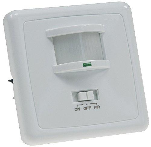 ngsmelder 160° LED geeignet, 3-Draht Technik, weiß ()