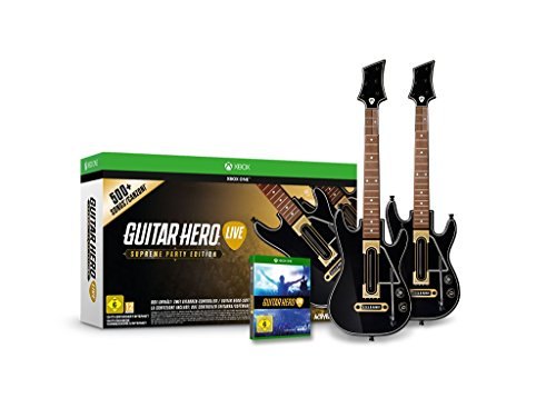 Guitar Hero Live - Supreme Party Edition - [Xbox One]