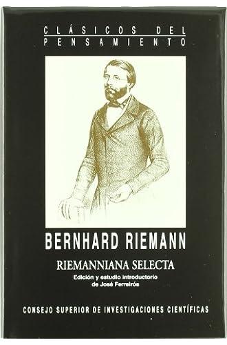 Descargar gratis Riemanniana Selecta de Bernhard Riemann