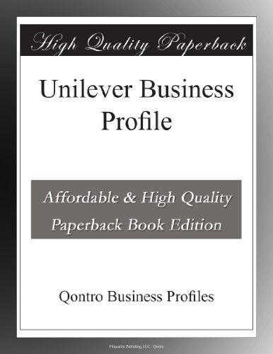 unilever-business-profile
