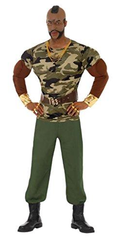 Smiffy's - Mr T Premium Costume