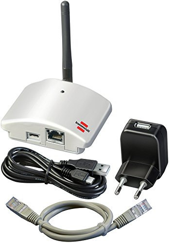 Price comparison product image Brennenstuhl Brematic Home Automation Gateway,  white,  1294100