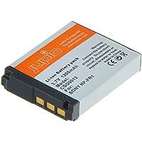 Jupio CSO0012 Batterie pour Appareil photo Compatible Sony NP-FR1