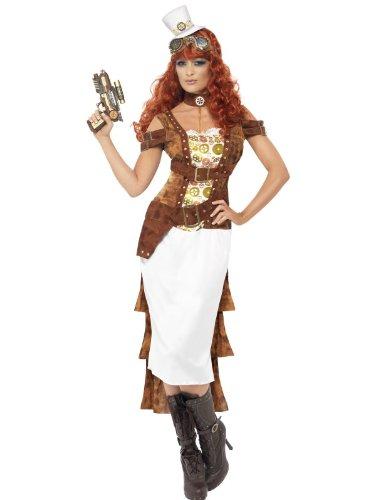 Unbekannt Kostüm Agent Sheriff Damen - Action Abenteuer Kostüm