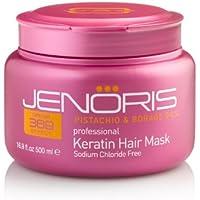 Jenoris Keratin Hair Mask Sodium Chloride Free 500ml