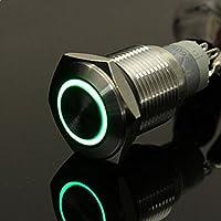 1 Stück Hupe Schalter Zubehör für Auto Armaturenbrett   Schwarz