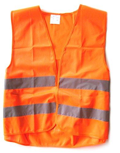 Sicherheitswarnweste Warnweste neon EN ISO 20471 Klasse 2